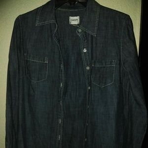 Chico's Denim Shirt